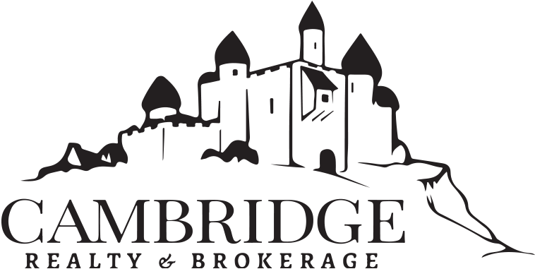 Cambridge Logo Black Web